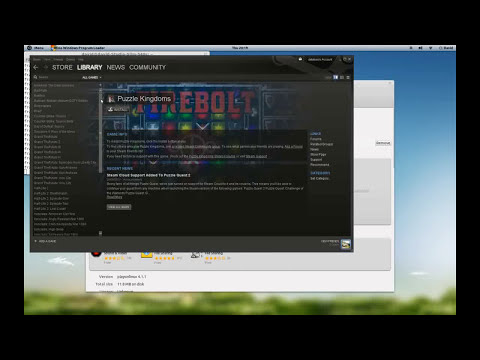 PlayOnLinux (How to Run Steam and Windows Games on Linux) Ubuntu 12.04