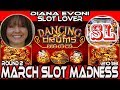 ROUND#2 ➡ DANCING DRUMS 🎰 #MarchMadness2018 #Slots🎪 Slot Lover VS. Diana Evoni MP3