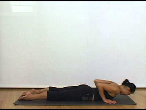 How to Perform the Baby Cobra - Women's Health Yoga