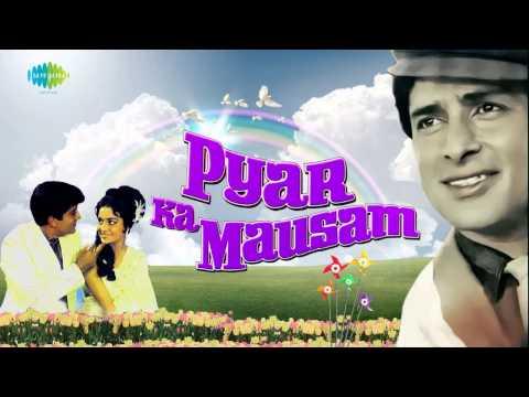 Tum Bin Jaoon Kahan (Revival) - Kishore Kumar - Pyar Ka Mausam...