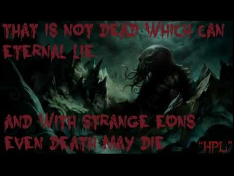 Shriek - The Cthulhu Song