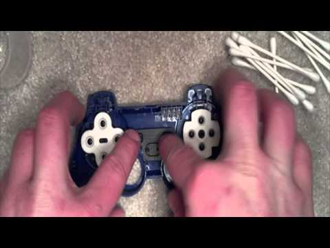 How to Fix a PS3 Controller