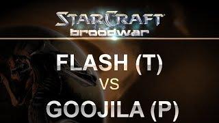 SC - Brood War 2010 REMASTERED - Flash (T) v Goojila (P) on Destination