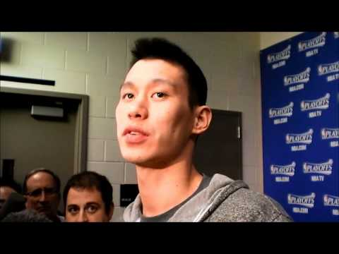 Jeremy Lin - Exit Interview - 2012-13 Houston Rockets