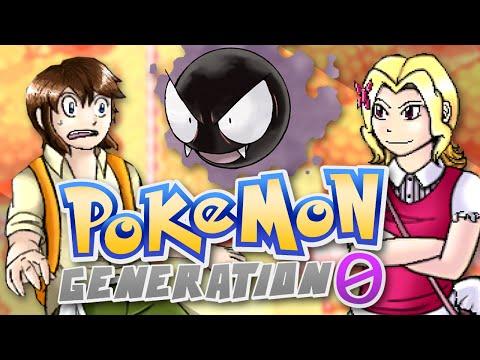 Pokémon Generation 0   Agatha's Story!