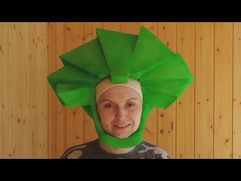 Фиксики. Как сделать шапочку-парик для костюма Папуса - Видео про сноуборд и горные лыжи
