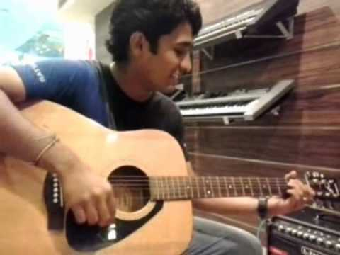 Vaathilil Aa Vaathilil With Guitar At Gold Souk video