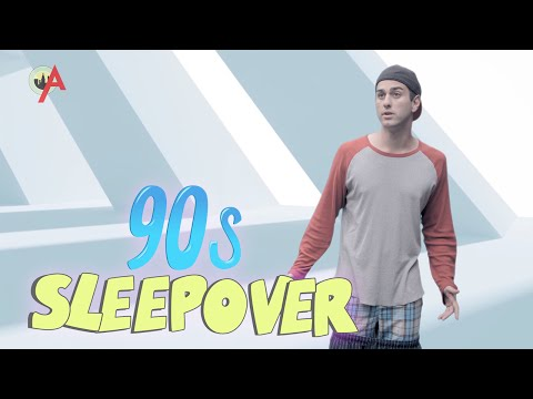 Cool Kids Sag Their Pants (90s Sleepover Ep. 5 of 6)