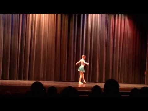 Tuskawilla Middle School talent show,my solo to Say Something