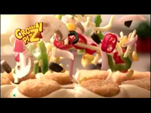 Pizza Hut latest Crown Pizza Tvc
