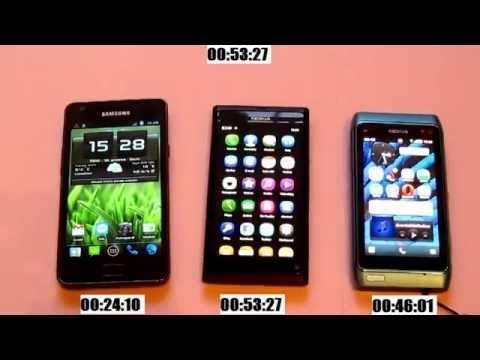 Samsung galaxy s2 обзор