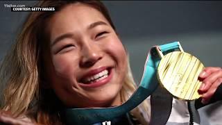 Local Korean community takes pride in Chloe Kim