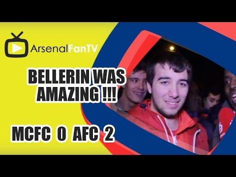 Bellerin was Amazing !!! -  Man City 0 Arsenal 2