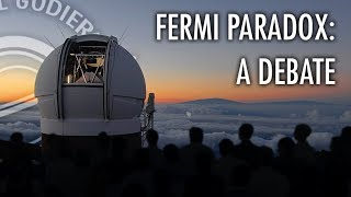 Fermi Paradox: Where are they? A Debate with Fraser Cain Moderated by Skylias