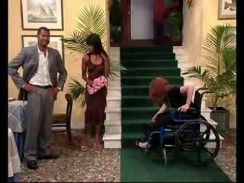 MADtv - Handicapped Hostess