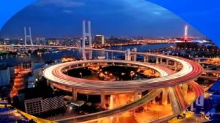 Nanpu Bridge In Color - Shanghai (HD1080p)