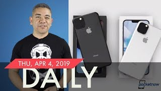 iPhone XI Leaked again, Galaxy S10 5G US launch date & more - Pocketnow Daily