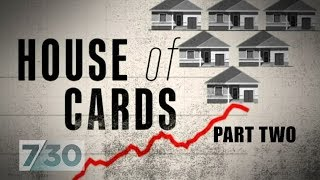 Credit crackdown putting heat on home buyers and developers (Part 2) | 7.30