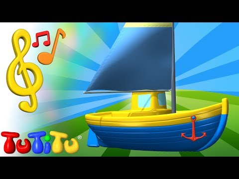 TuTiTu Toys and Songs for Children | Boat