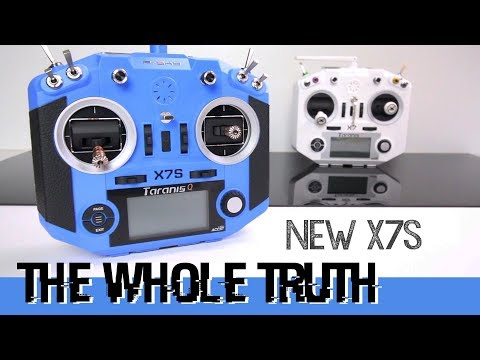 Taranis Q X7S -VS- X7 - HONEST REVIEW & COMPARE