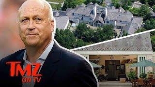 Cal Ripken Jr.'s House is Baller! | TMZ TV