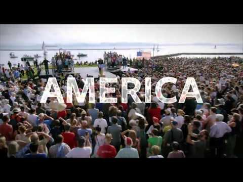 Bernie Sanders Campaign Political Ad - America