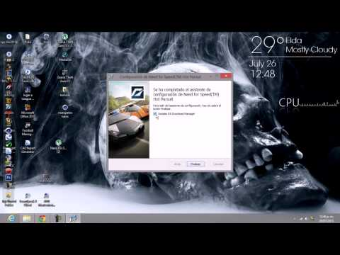 Como descargar e instalar Need For Speed Hot Pursuit 100% español
