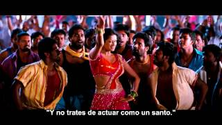 One Two Three Four - Chennai Express (Full Video) Sub Español