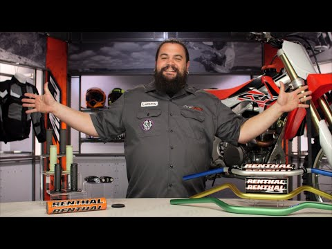 Renthal Handlebars & Accessories Review at RevZilla.com