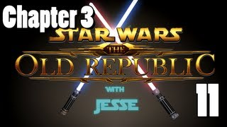 Star Wars: The Old Republic – Sith Inquisitor Story Line (Spoilers): Chapter 3 Part 11