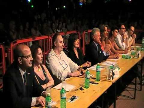 Miss Italia 2010 Selezioni,Finale Miss Wella Liguria,Giuria,Ventimiglia,1.8.2010.HQ-3