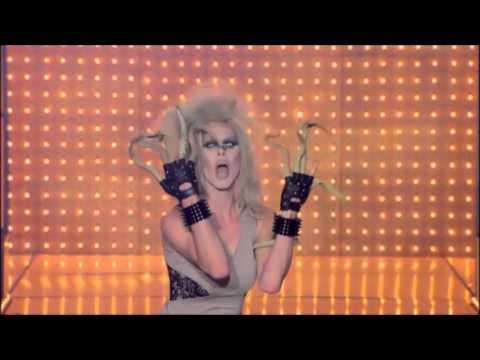 RuPaul's Drag Race S04E13  Chad Michaels x Phi Phi O'Hara x Sharon Needles