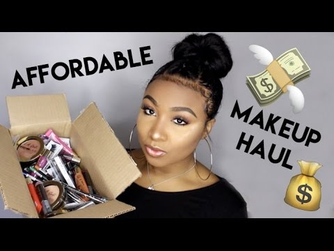 $1-$6 Affordable Drugstore Makeup Haul   iKateHouse