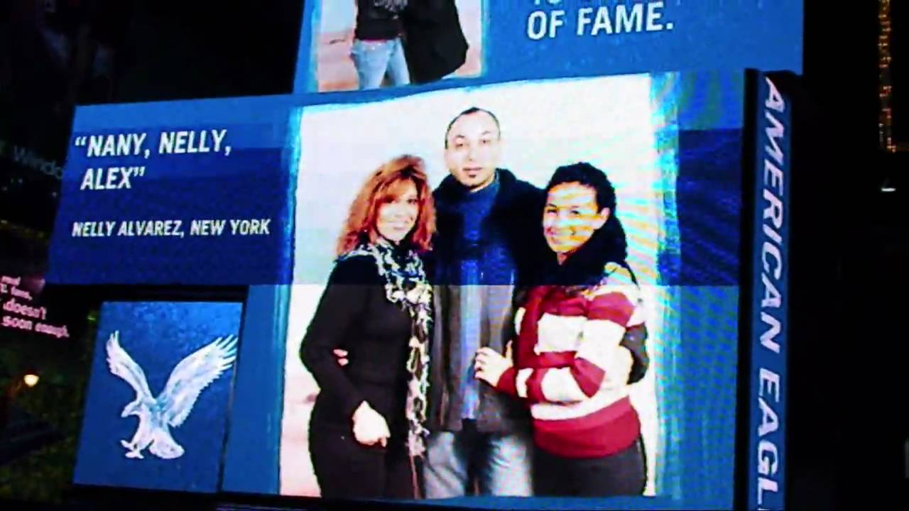 15 Seconds Fame Times Square 15 Seconds of Fame in