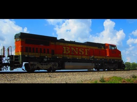 Interesting RS3L on BNSF 504 East Mazon