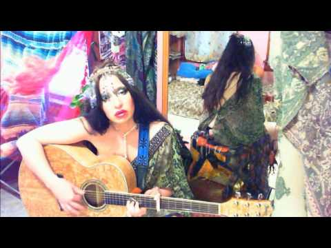 Hot Sexy,slow Kama,sutra,love,song Female,lady Kashmir,thong,naked Ibanez Acoustic Guitar, video