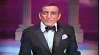 Watch Tony Bennett For Once In My Life video