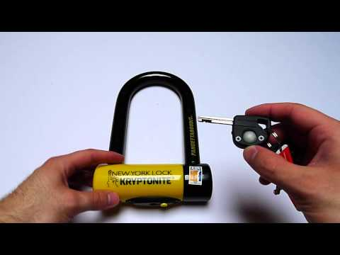 how to break a kryptonite lock. Black Bedroom Furniture Sets. Home Design Ideas
