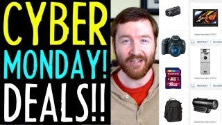 Best Cyber Monday Deals for Filmmakers! : Indy News November 26, 2012