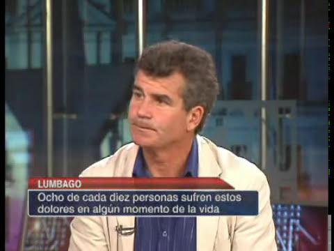 Entrevista a Álvaro Dowling, traumatólogo con quien conversamos sobre el lumbago.