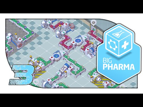 Big Pharma 3 *First Taste* - Keep Calm and Drink Tea!