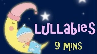 Hush Little Baby And More | Lullabies With Lyrics | Collection Of Lullabies For Children