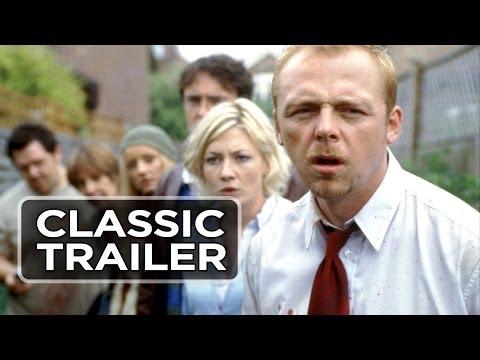 Shaun of the Dead Official Trailer #1 - Simon Pegg Movie (2004) HD
