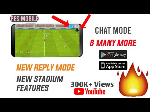 Pes 2019 Mobile Upcoming 10 Features That You Must Know[ Android/IOS ]
