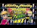 JOHNNY TEST Theme - Saturday Morning Acapella