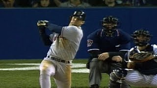 BOS@NYY: Trot Nixon's homer breaks scoreless tie
