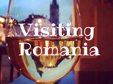 Visiting Romania!