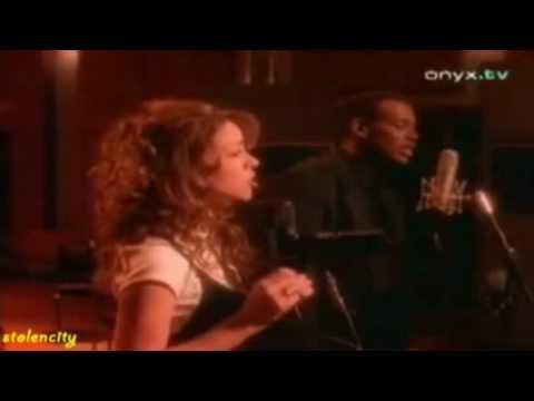 Mariah Carey feat Luther Vandross- My Endless Love *widescreen hd Music Video*