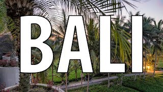 Bali Scooters and Temples | Asia Vlog 2