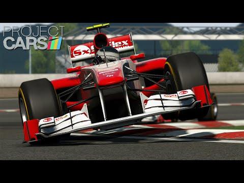 ProjectCars - Formula 1 2015